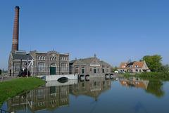 Nederland - Medemblik, Vier Noorder Koggen