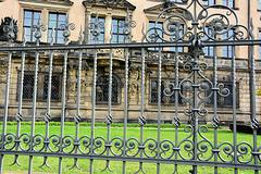 HFF vom Grünen Gewölbe (Residenzschloss) aus Dresden (3xPiP)
