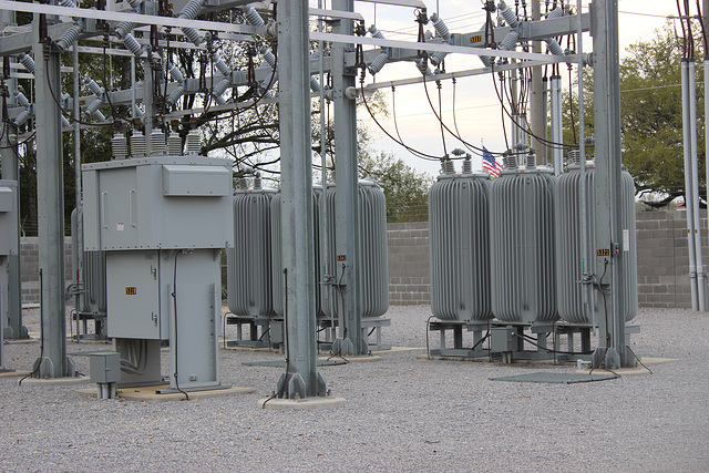 Riviera Utilties Authur A. Holk Substation - Foley, AL