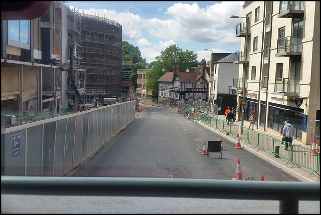 changes to Castle Street