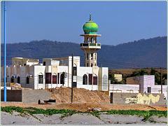 Takah : il minareto della moskea