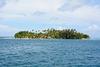 Polynésie Française, Island in the Lagoon of Bora-Bora