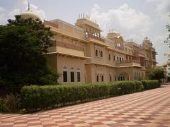 Laxmi Niwas Palace.