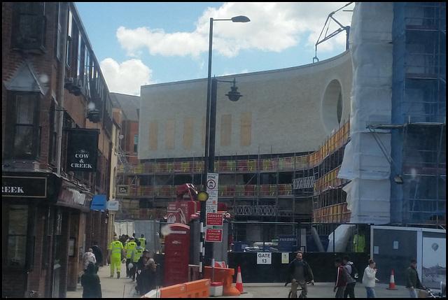changes to Queen Street