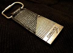 Concorde key fob