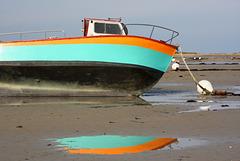 Miroir d'eau de mer