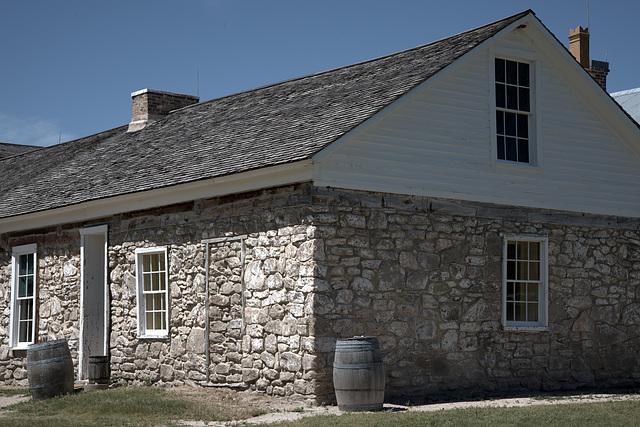 Post Office at Fort Laramie