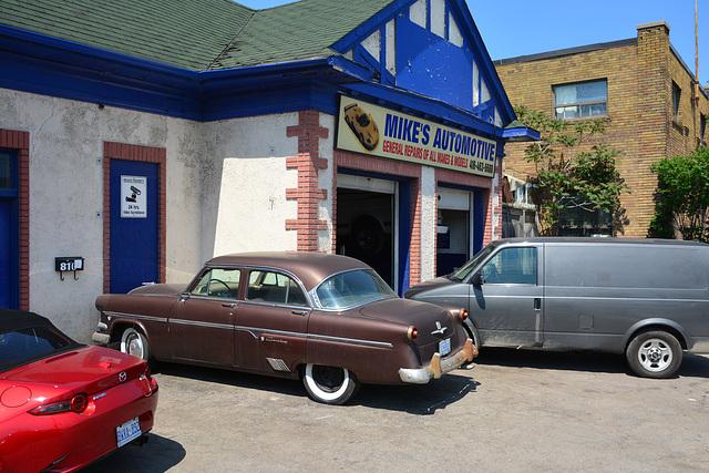 Canada 2016 – Toronto – Mike's Automotive