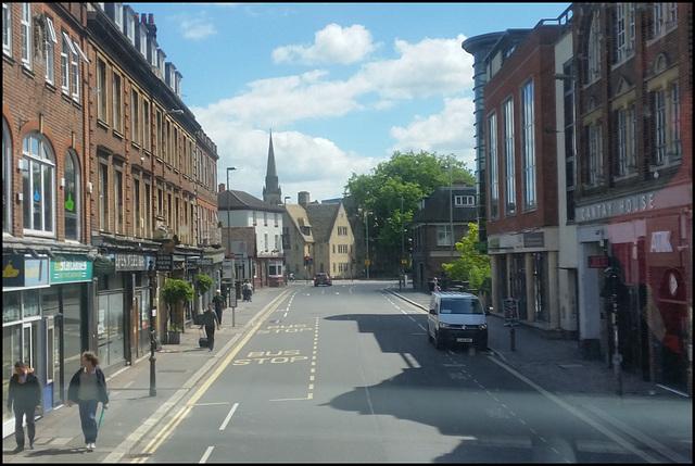 Park End Street