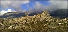 Mondalindo and La Sierra de La Cabrera granite.