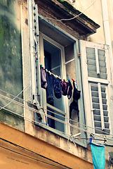 Waschtag für Kleinwäsche
