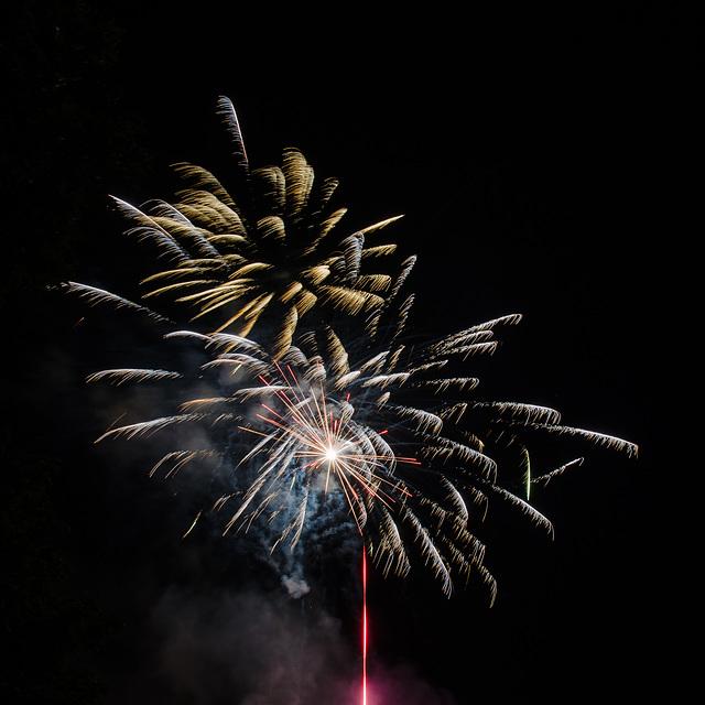 Feu d'artifice 2015 Boutigny