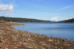 Mt. McLoughlin and Hyatt Reservoir