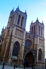 UK - Bristol - Cathedral