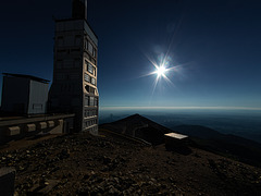 Abendsonne am Mt. Ventoux