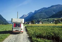 Göriachtal - Göriach Valley - 1979
