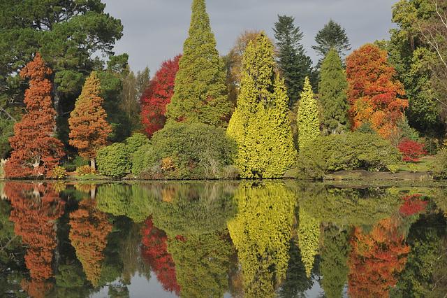 Sheffield Park in Autumn