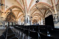 im Rathaus Aachen (© Buelipix)