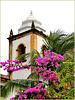 Recife : Igarassu il campanile della chiesa São Cosme