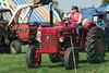 "McCormick International B250 Tractor ""Molly B"""