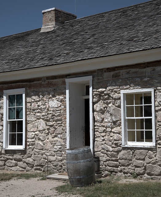 Post Office at Fort Laramie