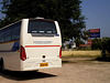 Bus of the group circuit in India.