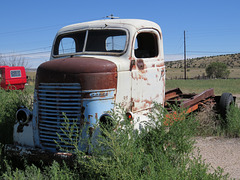 1940s Dodge COE Truck