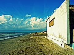 Spiaggia d'Ottobre 1