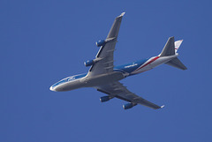 CargoLogicAir Boeing 747-400