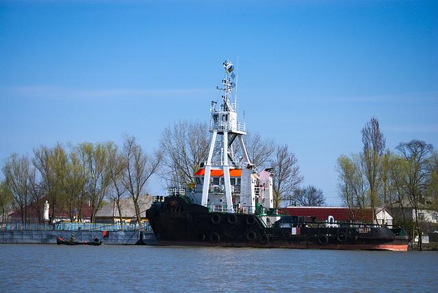 Der Schiff »Limiless«