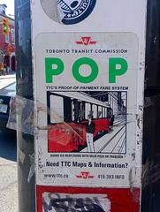 Canada 2016 – Toronto – POP