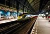 Eurostar at Amsterdam Central Station