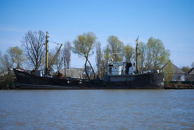 Der Schiff »Dunajez«