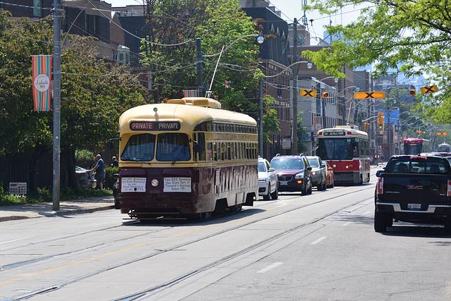 Canada 2016 – Toronto – PCC car