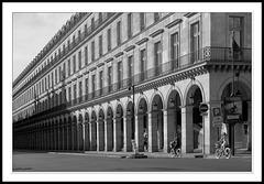 Variations sur la rue de Rivoli III