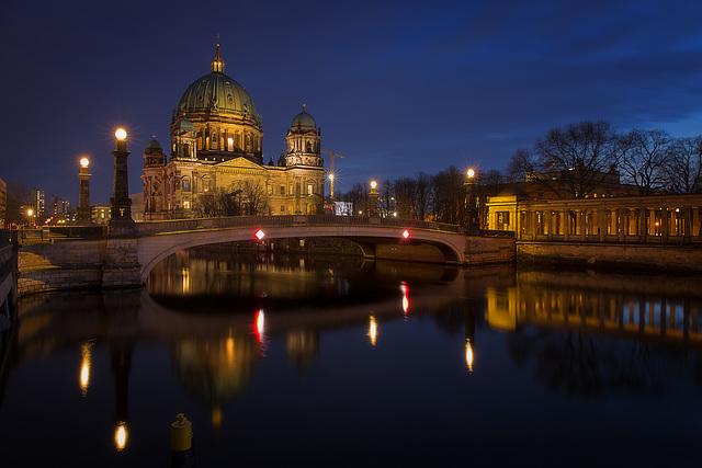 Berliner Dom. 201803