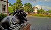 Wachender Löwe - Hanau - Schloss Philippsruhe