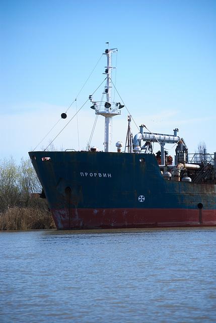 Der Schiff »Prorwyn«