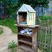 La cabane des livres