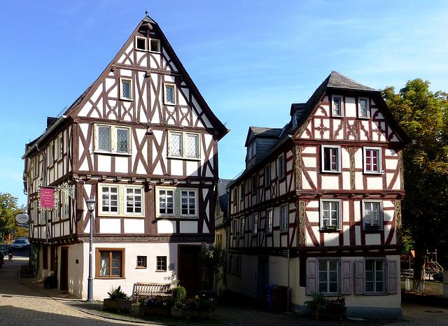 DE - Limburg - Brückengasse 9 und 11