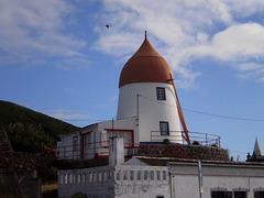 Typical windmill of Graciosa Island.