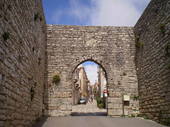 Trapani Doorway (12th century).