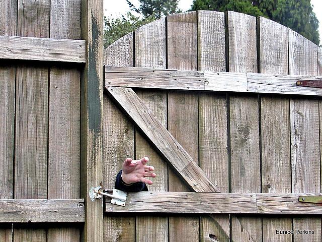 A Handy Gate.