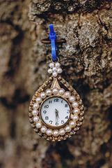 Wee Fairy Clock