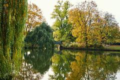Maschpark, Hannover