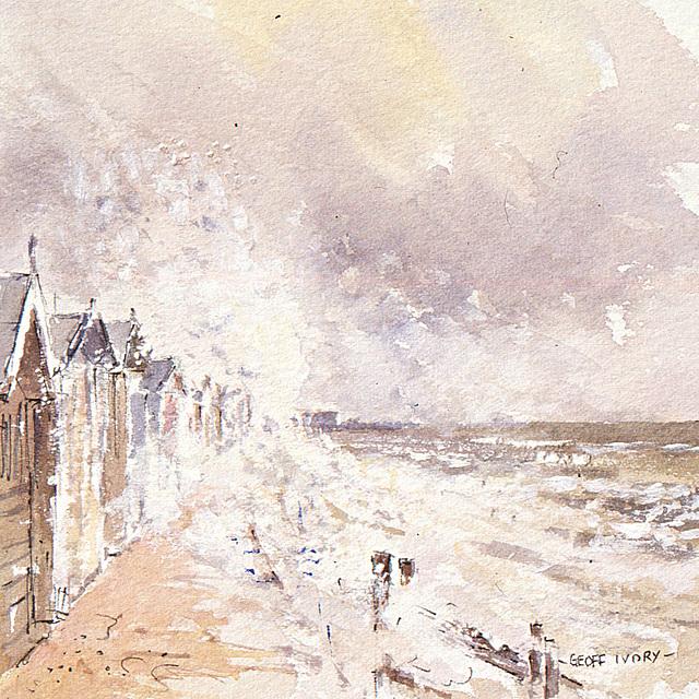 The Seaside in Winter