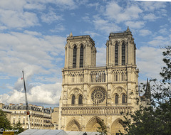 Notre Dame- Poetry in Stone