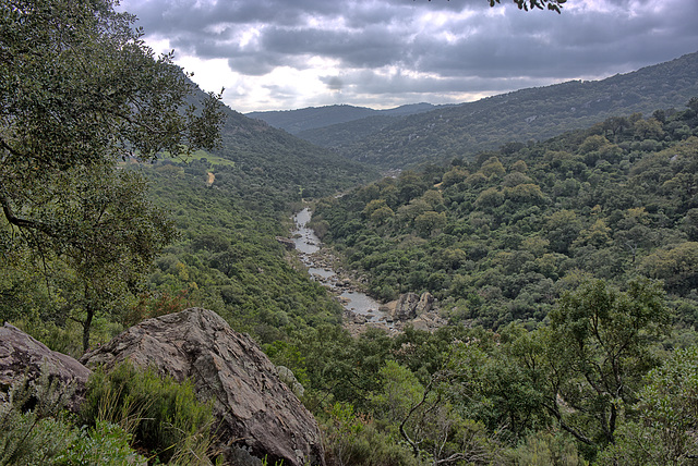 Valle del Rio Hozgarganta