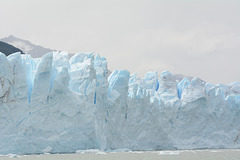 Argentina, Perito Moreno Glacier Close Up