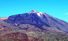 ES - Blick auf den Teide